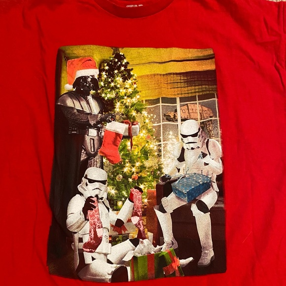 Star Wars Other - Star Wars Christmas top